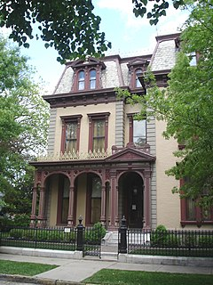 Reitz Home Museum United States historic place