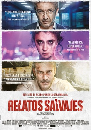 Wild Tales (film) - Theatrical release poster