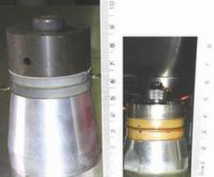 Ultrasonic cleaning - Image: Resize 2 of transducer comparison