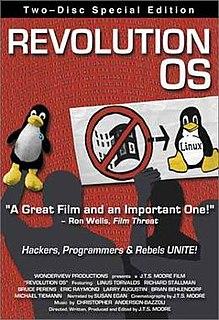 <i>Revolution OS</i> 2001 documentary film