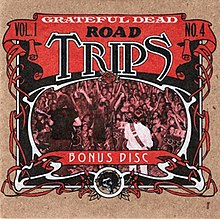 Road Trips Volume 1 Number 4 Bonus Disc