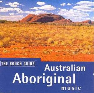 The Rough Guide to Australian Aboriginal Music - Image: Rough Guide Australian Aboriginal Music 1999