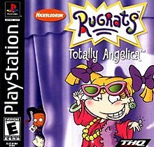 Rugrats: Totally Angelica - Wikipedia