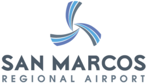 San Marcos Regional Airport - Image: San Marcos Municipal Airport logo