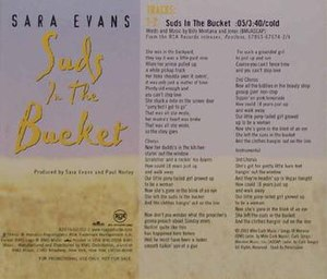 Suds in the Bucket - Image: Saraevans 355608