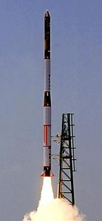 Satellite Launch Vehicle First launch vehicle of the Indian Space Research Organisation