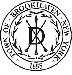 Seal of the Town of Brookhaven, dating to 1686