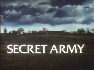 Secret Army (TV series) - Image: Secretarmy