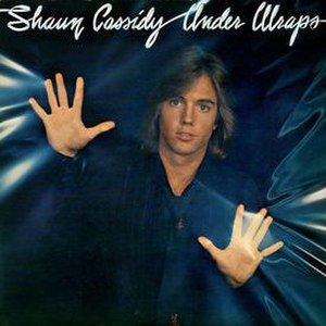 Under Wraps (Shaun Cassidy album) - Image: Shaun Cassidy Under Wraps