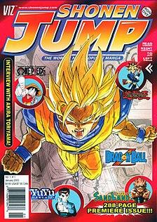<i>Shonen Jump</i> (magazine)