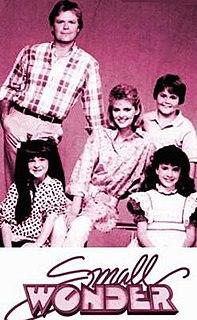 <i>Small Wonder</i> (TV series) American television sitcom