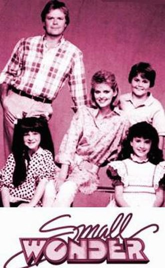 Small Wonder (TV series) - Promotional poster