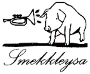 Bad Taste (record label) - Image: Smekkleysa Bad Taste (logo)