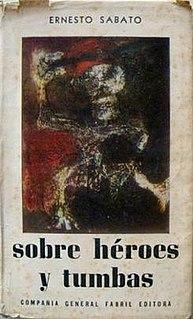 novel by Ernesto Sabato
