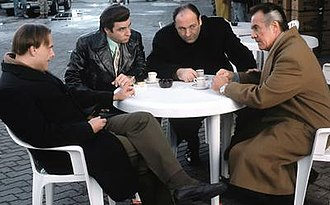 Army of One (The Sopranos) - Paulie and Ralphie having a sitdown