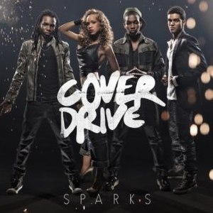 Sparks (Cover Drive song) - Image: Sparks Cover Drive