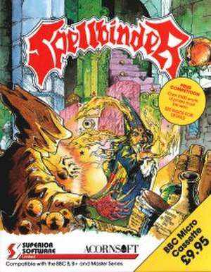 Spellbinder (video game) - Spellbinder