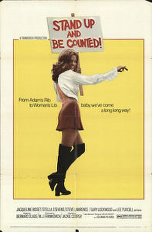 Stand Up and Be Counted - Film poster