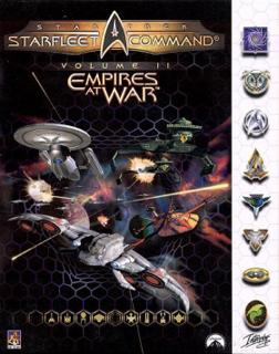 <i>Star Trek: Starfleet Command II: Empires at War</i> 2000 video game