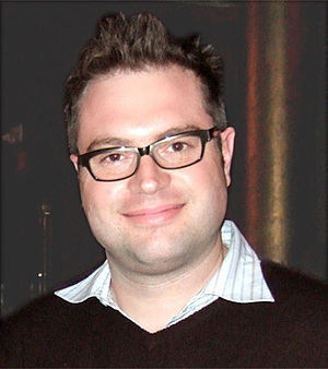 Steven Page - Page at Massey Hall in 2005