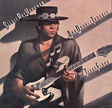 Studio Album By Stevie Ray Vaughan And Double Trouble