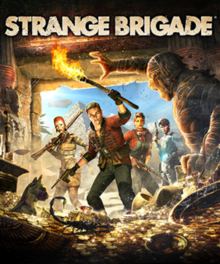 Strange Brigade Wikipedia