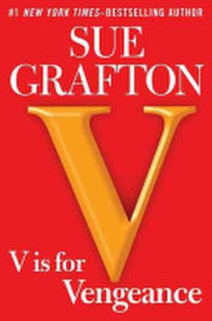 """V"" Is for Vengeance - Image: Sue Grafton V Is for Vengeance"