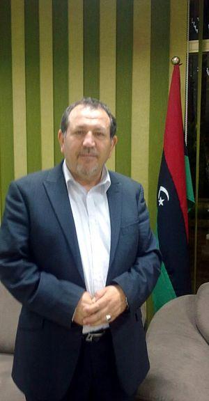 Suleiman Fortia - Dr.Al-Fortia in 2011