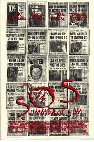 Summer of Sam - Image: Summer Of Sam (movie)