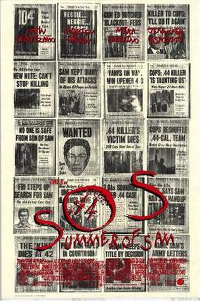 Picture of a movie: Summer Of Sam
