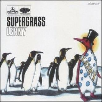 Lenny (Supergrass song) - Image: Supergrass Lenny