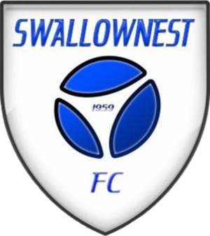 Swallownest F.C. - Image: Swallownest F Clogo