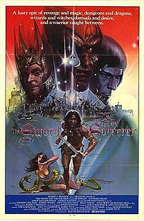 <i>The Sword and the Sorcerer</i> 1982 film by Albert Pyun