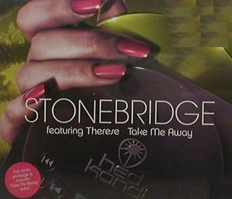 Take Me Away (StoneBridge song) - Image: Take Me Away (Stonebridge Song)