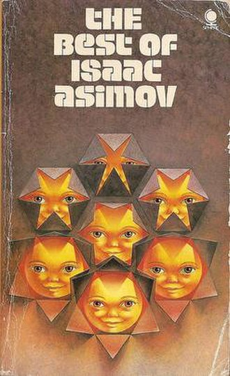 The Best of Isaac Asimov - Image: The Best Of Isaac Asimov