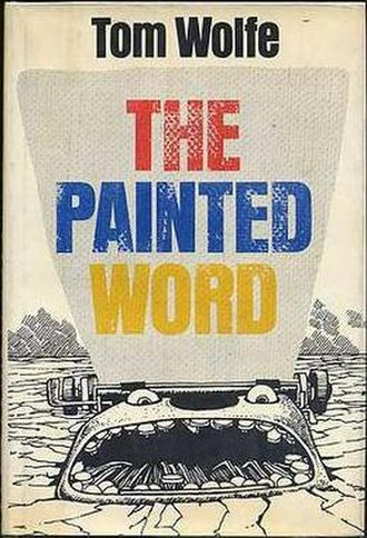 The Painted Word - First edition