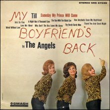 Image result for the angels - my boyfriend's back