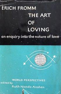 <i>The Art of Loving</i> book