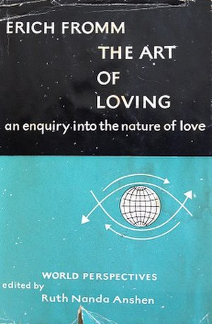 The Art of Loving - Cover of the first edition