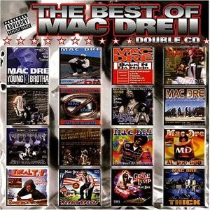 The Best of Mac Dre II - Image: The Best of Mac Dre II