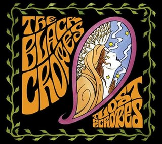 <i>The Lost Crowes</i> 2006 compilation album by The Black Crowes