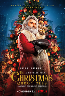 <i>The Christmas Chronicles</i> 2018 American Christmas family film directed by Clay Kaytis