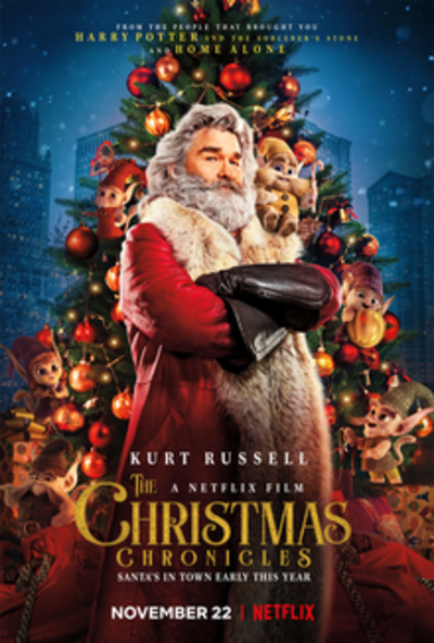 Picture of a movie: The Christmas Chronicles