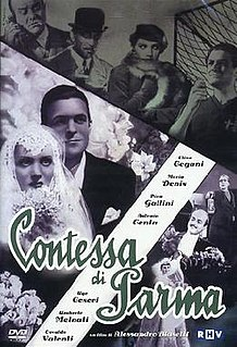 <i>The Countess of Parma</i> 1937 film