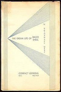 The Dream Life of Balso Snell (cover).jpg