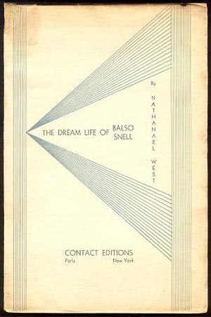 The Dream Life of Balso Snell (cover)