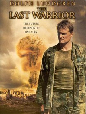 The Last Warrior (2000 film) - DVD cover