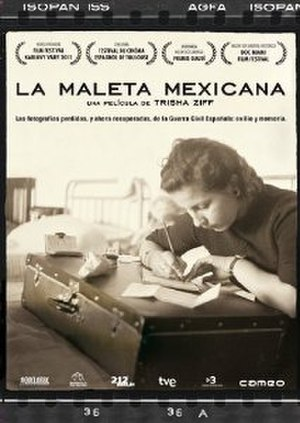 The Mexican Suitcase - Image: The Mexican Suitcase DVD Cover Art