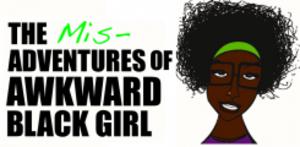 Awkward Black Girl - Image: The Mis Adventures of Awkward Black Girl (logo)