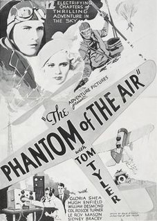 <i>The Phantom of the Air</i> 1933 American film directed by Ray Taylor